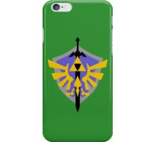 Triforce Shield and Sword iPhone Case/Skin