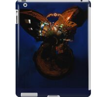Christmas Lights on Ferryquay Street, Derry iPad Case/Skin