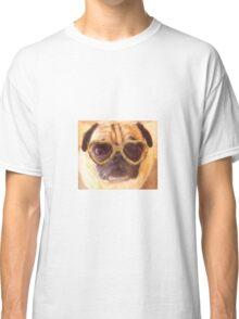 pug 3 Classic T-Shirt