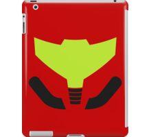 Samus' visor iPad Case/Skin