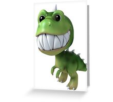Awesomesaurus Greeting Card