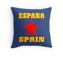ESPANA Throw Pillow