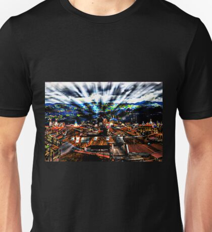 Our City In The Andes Unisex T-Shirt