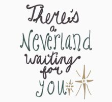 Neverland's Waiting For You by LookItsHailey