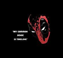 Common Sense Tingles by Shannon Manteufel