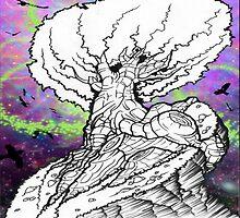 The Peace Tree by xGareBearx