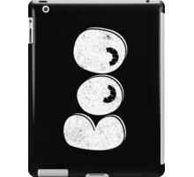 Boo monochrome iPad Case/Skin