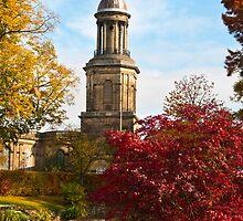 St Chads Church ~ Shrewsbury ~ UK II by dunawori