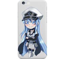 Akame Ga Kill Esdeath iPhone Case/Skin
