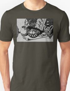 Still life with dried flowers T-Shirt