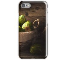 Ripe Figs iPhone Case/Skin