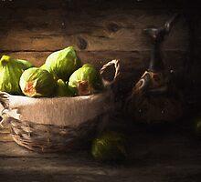 Ripe Figs by Corina Daniela Obertas