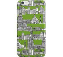 San Francisco green iPhone Case/Skin