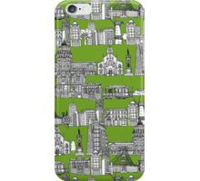 San Francisco green iPhone Case/Skin