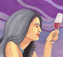Cheers by AnnaAsche