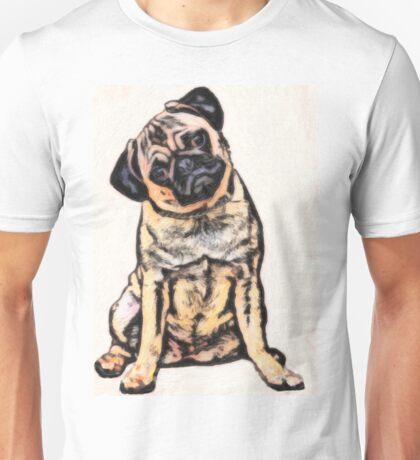 pug 16 Unisex T-Shirt