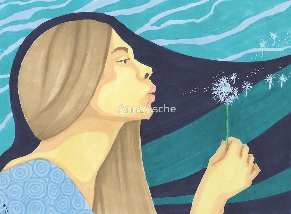 Wishes by AnnaAsche