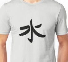 Water - Kanji Unisex T-Shirt