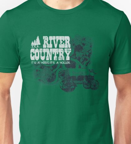 River Country - It's a Hoot It's a Holler! Unisex T-Shirt