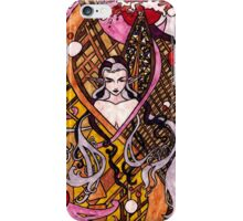Goddess of Space and Time iPhone Case/Skin