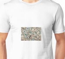 Dollar bills Unisex T-Shirt