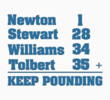 Newton-Stewart-Williams-Tolbert Baby Tee