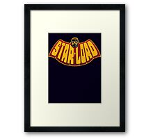 Star-Lord Framed Print