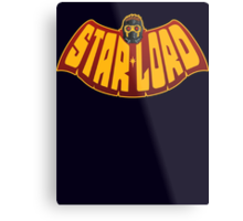 Star-Lord Metal Print