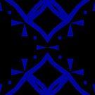 Black and Blue by Julie Everhart by Julie Everhart