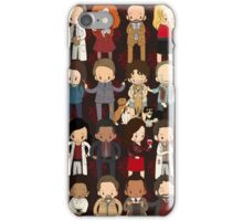 Tiny Hannibal iPhone Case/Skin