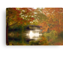 Fall Afternoon Metal Print