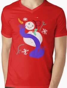 DANCING SNOWMAN COLLECTION T-Shirt