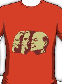 MARX ENGELS LENIN T-Shirt