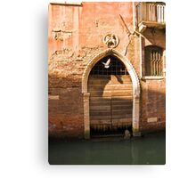 Down but never out Canvas Print
