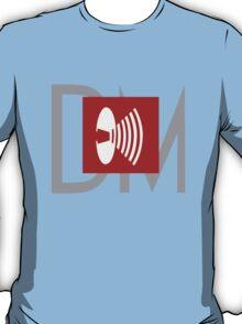 Depeche Mode - Music For The Masses Logo T-Shirt