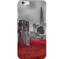Blood Swept Lands 3 iPhone Case/Skin
