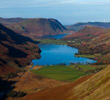 Buttermere View by Nick Atkin