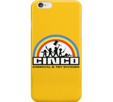 Cinco iPhone Case/Skin