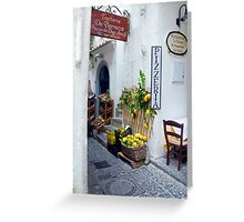 Amalfi, Italy Greeting Card