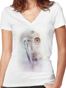 Stella by Starlight.... (the sequal, part 2)  Women's Fitted V-Neck T-Shirt