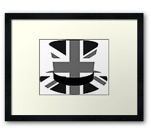 Britain in a Picture Framed Print