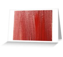 Russet Shades Greeting Card