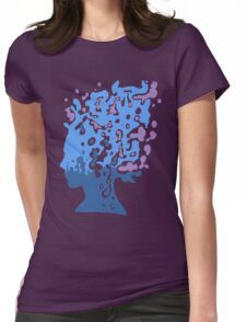 Creative Waters Womens Fitted T-Shirt