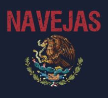 Navejas Surname Mexican Kids Clothes