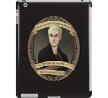 Spike - Buffy the Vampire Slayer/Angel iPad Case/Skin