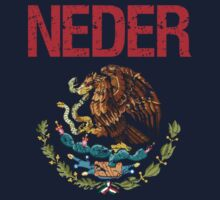 Neder Surname Mexican Kids Clothes
