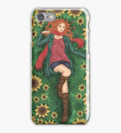 For Amy Pond iPhone Case/Skin