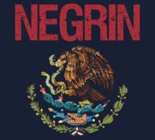 Negrin Surname Mexican Kids Clothes