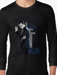 Jim Moriarty Long Sleeve T-Shirt