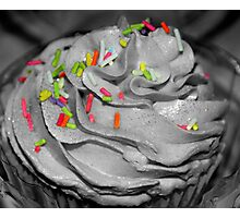 Sprinkles without the cupcake Photographic Print